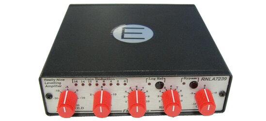 FMR AUDIO RNLA7239E ステレオ アナログ・リミッター / コンプレッサー