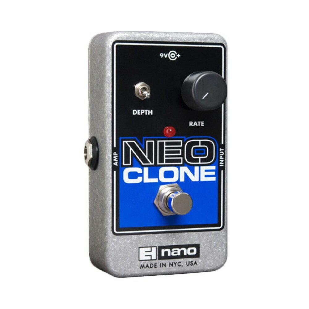 ELECTRO-HARMONIX Neo Clone アナログ・コーラス 正規輸入品