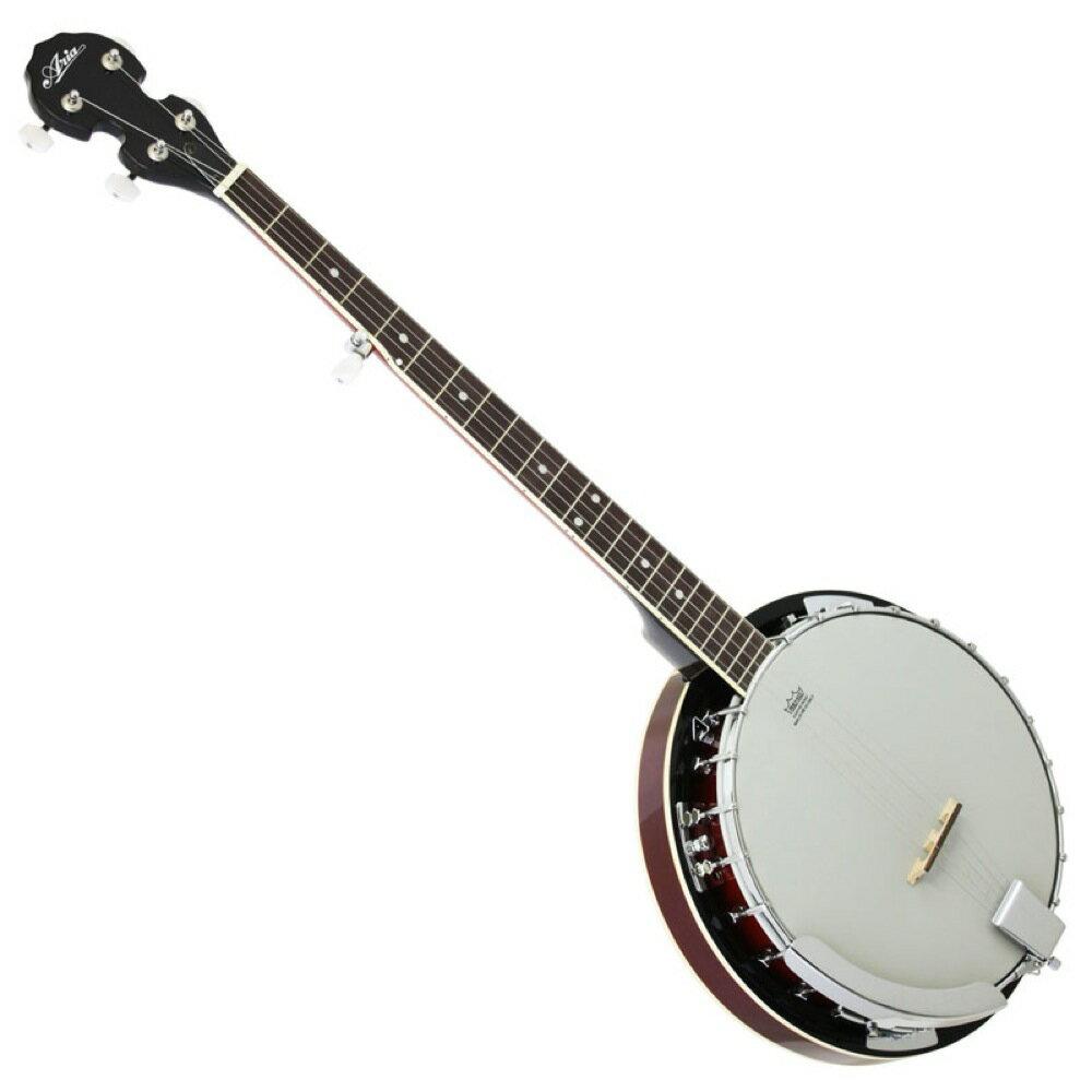 ARIA SB-10 5弦バンジョー ハードケース付き