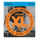 D'Addario EXL110 エレキギター弦