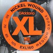 D'AddarioEXL160エレキベース用セット弦