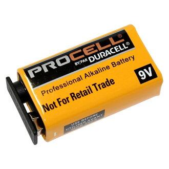 Duracell Procell PRO-9V 9V形碱乾電池