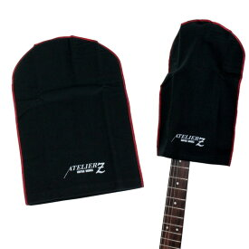 ATELIER Z Head cover cloth BK ギター/ベース用 クロス