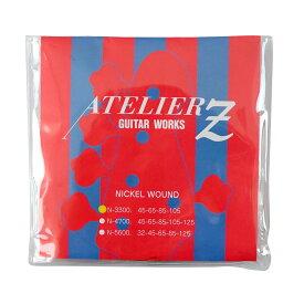 ATELIER Z N-3300 NICKEL WOUND BASS STRINGS エレキベース弦
