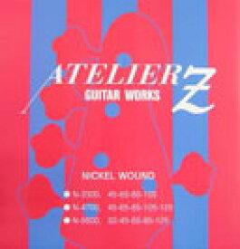 ATELIER Z N-4700 NICKEL WOUND BASS STRINGS 5弦エレキベース弦
