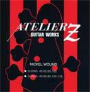 ATELIER Z S-2000 NICKEL WOUND BASS STRINGS エレキベース弦