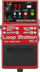BOSS RC-3 ループステーション エフェクター