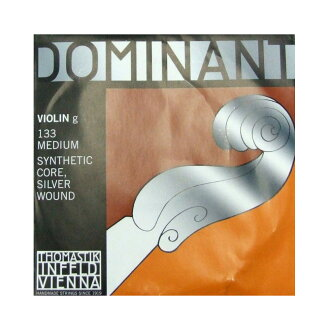 Thomastik Dominant No.133 G線dominantobaiorin弦