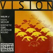 ThomastikVISIONVI021/4A線ビジョンバイオリン弦ヴィジョン1/4分数バイオリン用A線弦