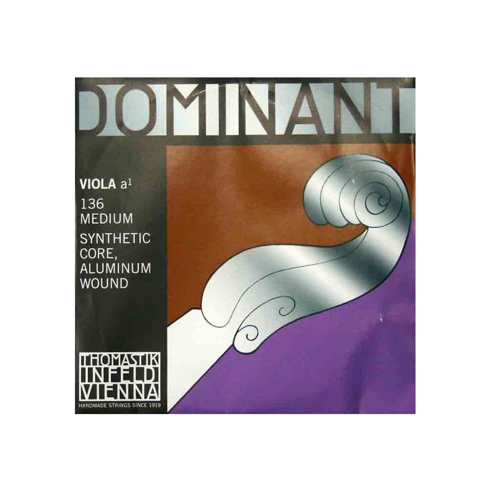 Thomastik Dominant viola No.136 A線 ドミナントビオラ弦