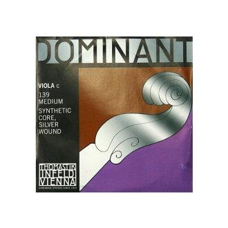 Thomastik Dominant viola No.139 C線dominantobiora弦