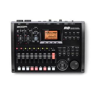 ZOOM R8 8卡车记录机&音频接口
