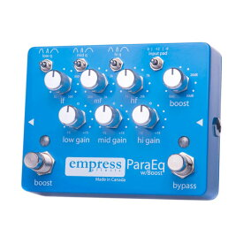 empress effects Para EQ w/Boost イコライザー