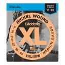 D'Addario EXL115W エレキギター弦