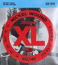 D'Addario EXL145 エレキギター弦