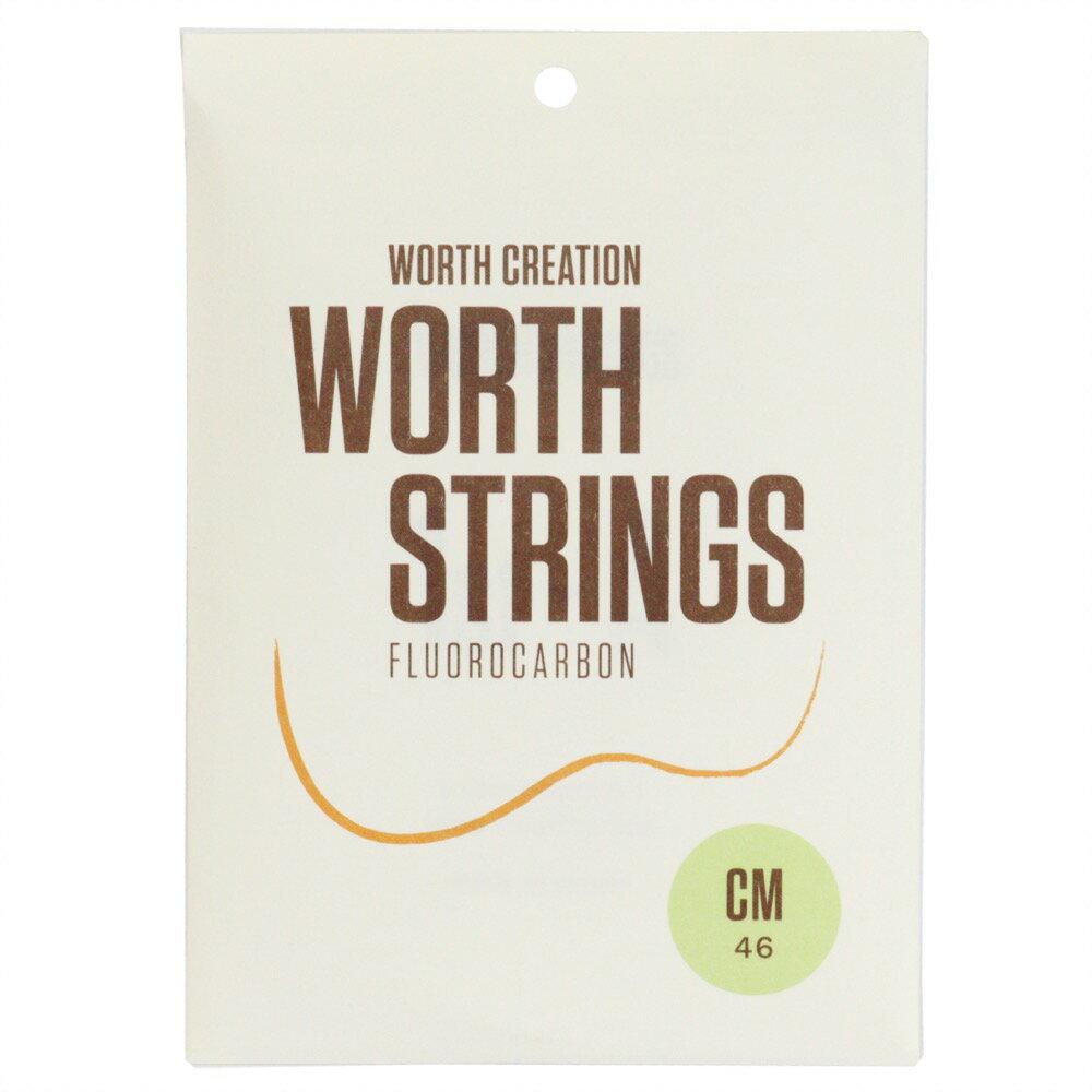 Worth Strings CM Medium ウクレレ弦