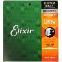 ELIXIR 15433 Custom String Shop NANOWEB Medium B Extra Long .130TW エレキベース用 バラ弦