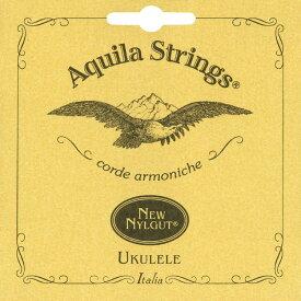 AQUILA AQ-SLW/5U Nylgut ウクレレ弦 ソプラノ用 Low-G