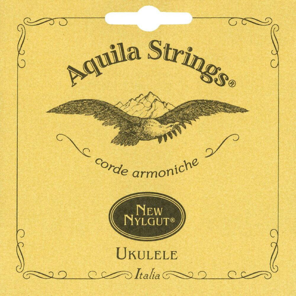 AQUILA AQ-TLW/15U Nylgut ウクレレ弦 テナー用 Low-G