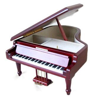 Sankyo AA-294B 18方言三角钢琴八音盒茶L尺寸