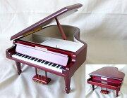 SankyoAA-294B18弁グランドピアノオルゴール茶Lサイズ