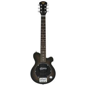 Pignose PGG-200FM SBK ヘッドホン付き アンプ内蔵エレキギター