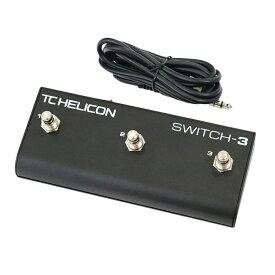 TC-HELICON Switch-3 リモート・フットスイッチ