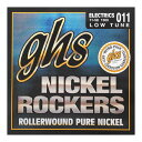 GHS Nickel Rockers 1300 Low Tuned Set 11-58 エレキギター弦