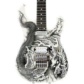 SCHECTER PA-ZK-T6 WHT/Original Dragon Graphic 小林信一モデル エレキギター