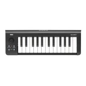 KORG microKEY-25 USB MIDIキーボード