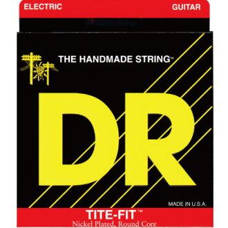 DR BT-10 BIG&HEAVY TITE-FIT電子吉他弦