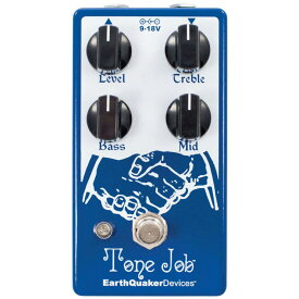EarthQuaker Devices Tone Job EQ and Boost イコライザー ブースター ギターエフェクター