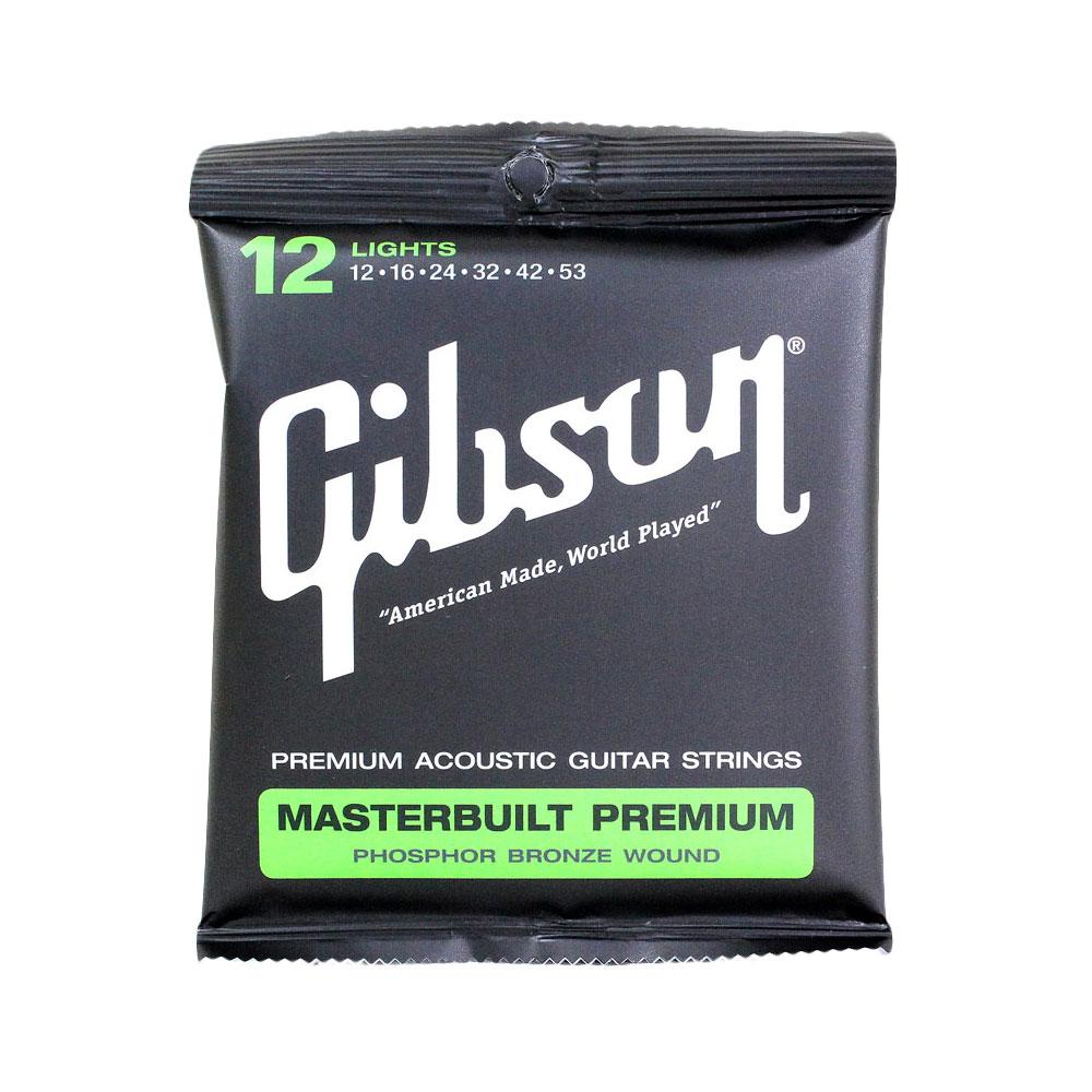 GIBSON SAG-MB12 アコースティックギター弦