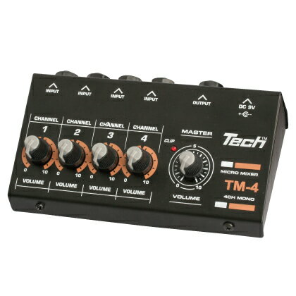 TECH TM-4 マイクロミキサー