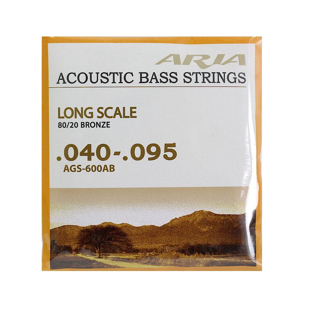 ARIA AGS-600AB アコースティックベース弦