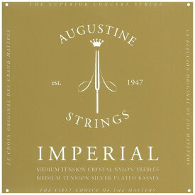 AUGUSTINE IMPERIAL RED SET クラシックギター弦