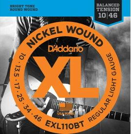 D'Addario EXL110BT エレキギター弦