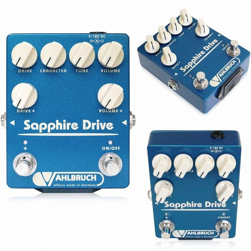 VAHLBRUCH Sapphire Drive ギターエフェクター
