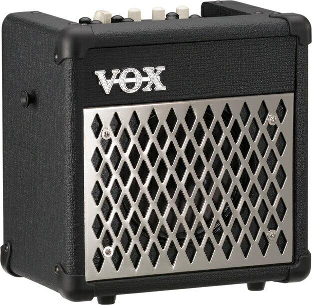 VOX MINI5 Rhythm リズム機能付きコンパクトアンプ