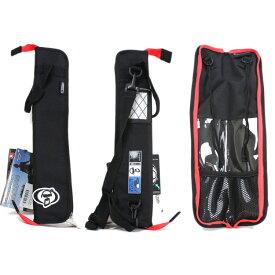 PROTECTION racket 926000-00GK1 BK/RD ドラムスティックバッグ