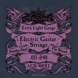 AriaProII AGS-900XL FW ジャズギター弦