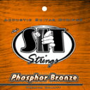 SIT STRINGS P1048 EXTRA LIGHT PHOSPHOR BRONZE アコースティックギター弦