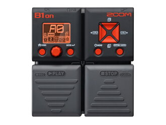 ZOOM B1on基础多重效应器
