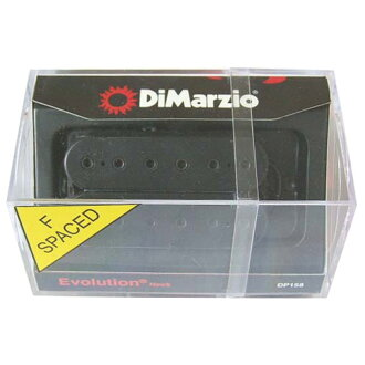 Dimarzio DP158F/Evolution Neck/BK