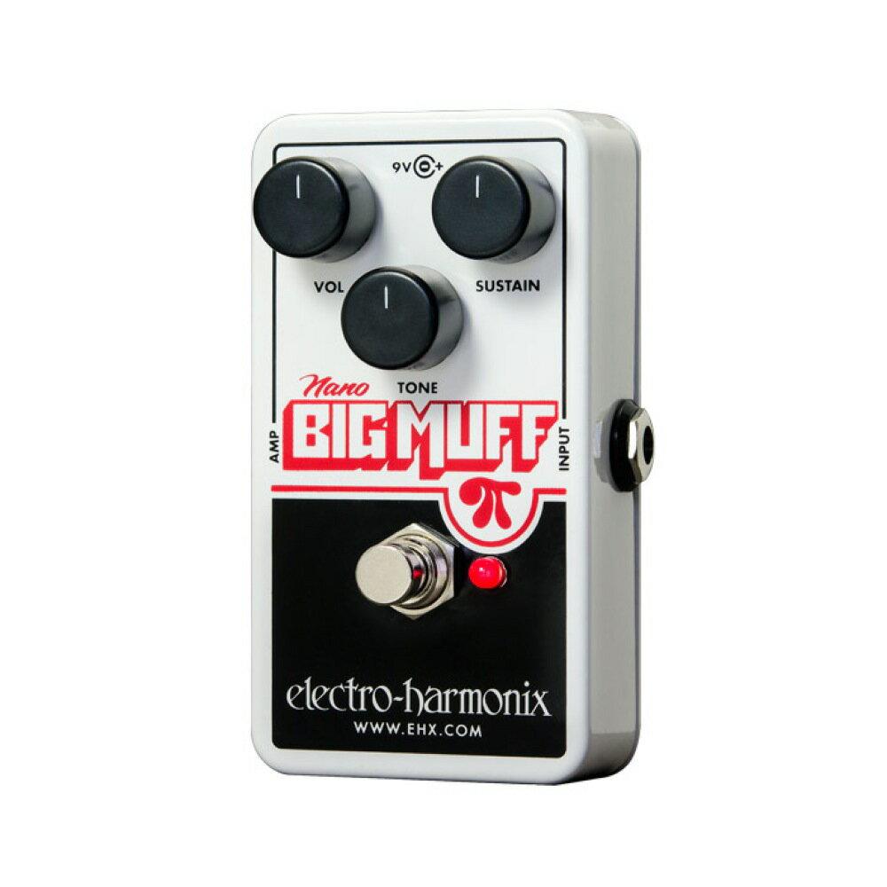 ELECTRO-HARMONIX Nano Big Muff ギターエフェクター