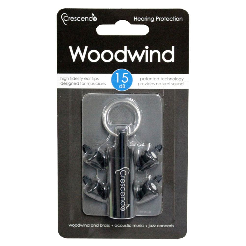 Crescendo Woodwind イヤープロテクター 耳栓