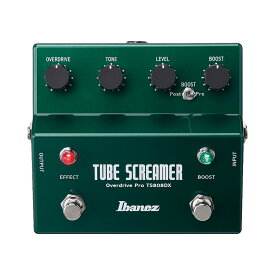 IBANEZ TS808DX TUBE SCREAMER オーバードライブ