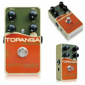 Catalinbread Topanga 기타 음향 처리 장치