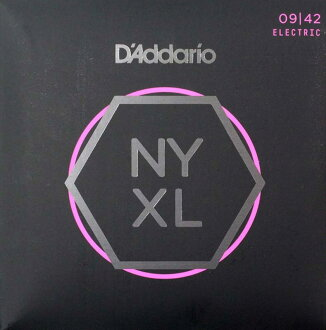 D'Addario NYXL0942 일렉트릭 기타현