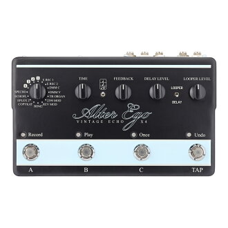 TC electronic Alter Ego X4 guitar effects rice PGS customized TonePrint for ヴィンテージエコー & Looper